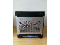 HP Microserver Gen 8 - ideal as a NAS, Homelab, or media server