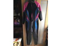 Women's Full Wetsuit size 12-14