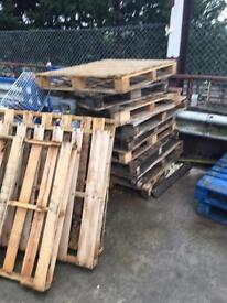 Various pallets