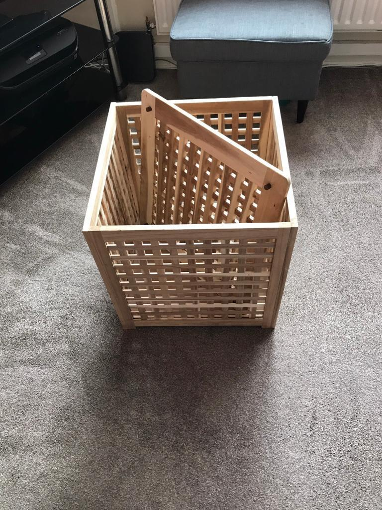 Ikea storage/table