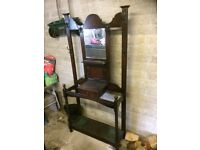 Hall stand great condition very old looks well