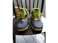Nike Lunarglide 2 Neon and Grey, Size 11UK Running shoes