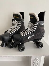 Bauer supreme as new