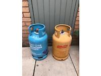 FULL GAS BOTTLES £30 each