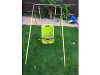 Baby - toddler swing