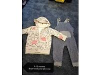 Boys clothing 9-12 months
