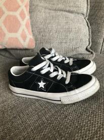 Kids converse one star