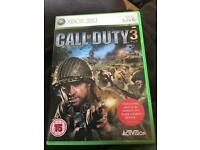 XBOX Call Of Duty 3