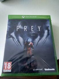Brand New- Prey- Xbox One