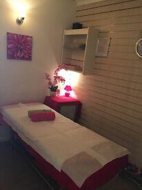 Oriental relaxing massage