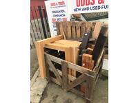 Solid wood free