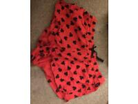 Minnie Mouse women's shorts size 12