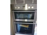 Diplomat double oven good condition buyer to collect£50. Ono