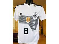Germany Football home shirt 2018, Kroos-8 size- m,l,xl,xxl Quantity- 30