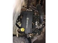 Vauxhall corsa 1.2 twinport engine and gearbox