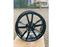 "19"" VW GOLF R PRETORIA STYLE ALLOY WHEELS MK5 MK6 MK7 MK7.5"