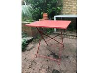 Habitat Garden Table £10