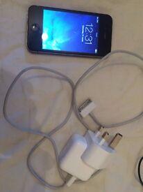 Iphone 4 16 GB unlocked black
