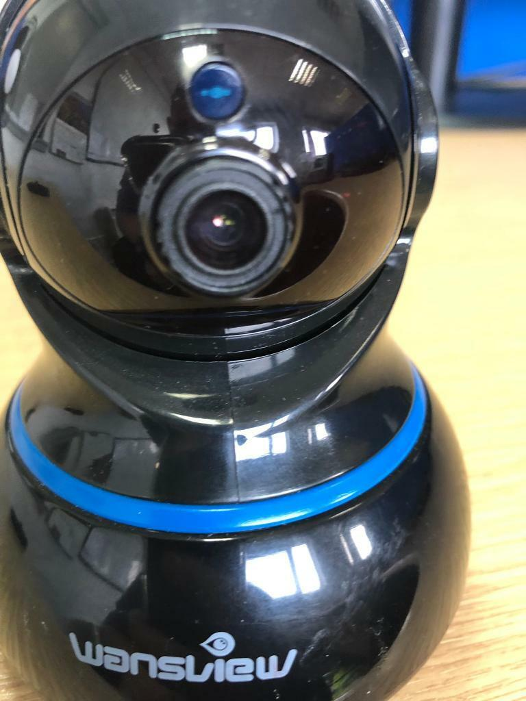 Wansview baby / security camera ip 1080 hd recording | in Dyce, Aberdeen |  Gumtree