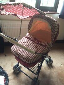 Mamas & Papas pram/pushchair