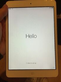 iPad mini white 16gb