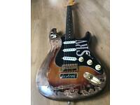Stratocaster stevie ray Vaughan (srv) replica