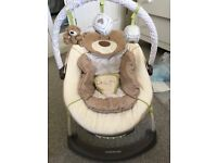 Baby bouncer from mothercare