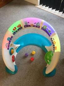 Fisher - price Bright beats smart touch space playset