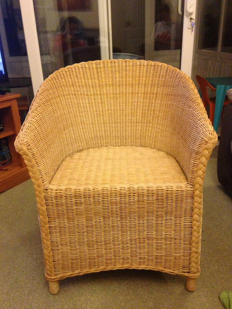 FOR SALE - Wicker Chair