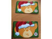 Build a Bear Gift Voucher cards