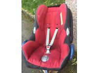 Baby's car seat