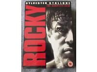 From New: Rocky: The Complete Saga