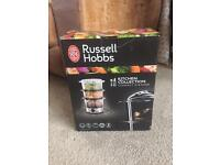 Russell Hobbs Compact Steamer USED ONCE