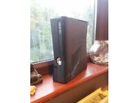 Xbox 360 S Slim Matte Black Console