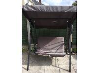 Metal 2 seater hammock