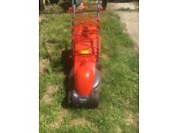 FLYMO Rollermo Lawnmower