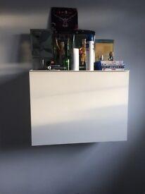 IKEA Wall Mounted Computer Desk