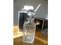 Edinburgh Crystal decanter