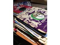 "200 7"" singles vinyl"