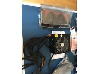 Gtx 260 graphus card. 400W power unit