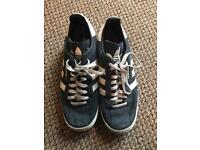 Adidas samba trainers, size 8 uk