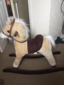 Dunelm rocking horse