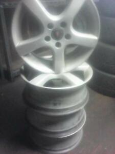 Variety of Used Rims available from $80