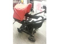 Hauck Colt pram/pushchair grows with child