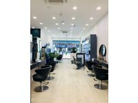 Hairdressing Chair to rent in a center location