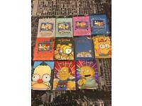 Simpson's Box Sets