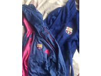 Barcelona Dressing Gown and Jacket