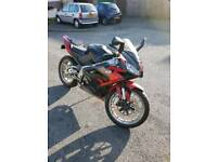 Aprilia rs125 Full Power Quick Sale
