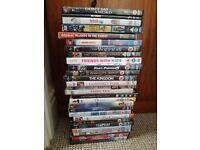 Set of dvds (3)