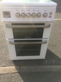 Leisure 60cm gas cooker fully working
